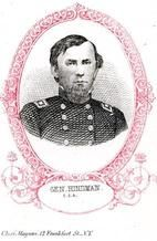 95x111.6 - General Hindman C. S. A., Civil War Portraits from Winterthur's Magnus Collection